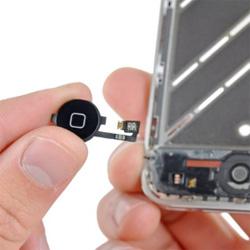 Замена кнопки Home в iPhone