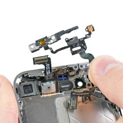 Замена кнопки включения айфон 4s