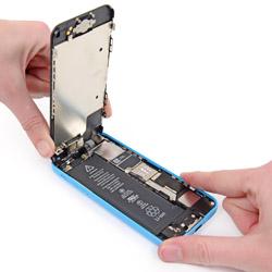 Диагностика айфон 5С