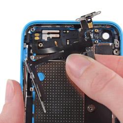 Замена кнопки включения и кнопок громкости айфон 5С