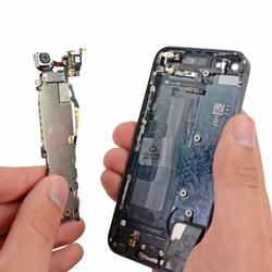 Замена корпуса айфон 5