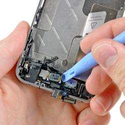 Замена спикера айфон 4