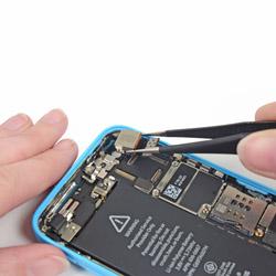 Замена основной камеры айфон 5С