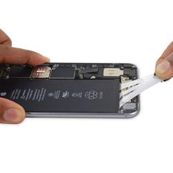 Замена батарейки iPhone 6s Plus