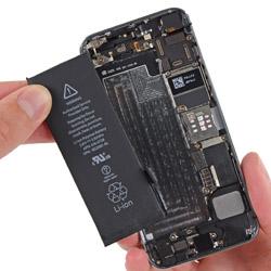 Замена батареи Айфон SE