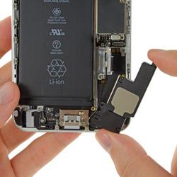 Замена музыкального (полифонического) динамика iPhone 6 Plus