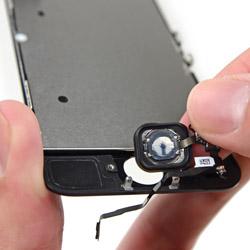 Замена кнопки хоум айфон 5s