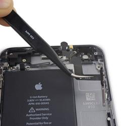 Замена кнопки включения Айфон 6s Plus