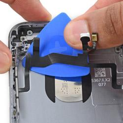 Замена шлейфа кнопок громкости Айфона 6S