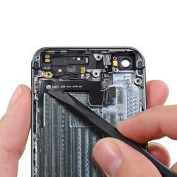 Замена кнопки включения и кнопок громкости Айфон 5S