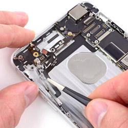 Замена шлейфа с кнопками громкости Айфон 6 плюс