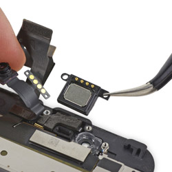 Замена спикера Айфона 6S