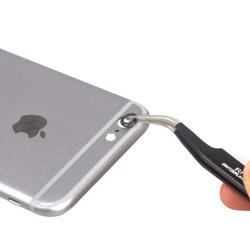 Замена защитного стекла камеры Айфон 6