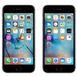 Замена сенсорного стекла Айфон 6