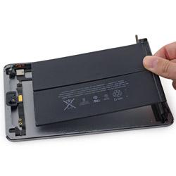 Замена батарейки ipad mini 2