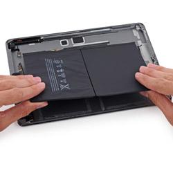 Замена батарейки iPad 5 Air