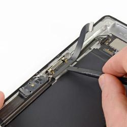 Замена разъема для зарядки iPad 2
