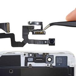Замена фронтальной камеры Айфон 8 плюс