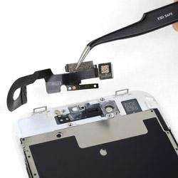 замена передней селфи камеры iphone 8