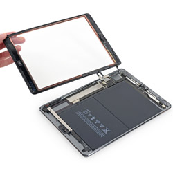 Замена сенсорного экрана iPad 5 Air