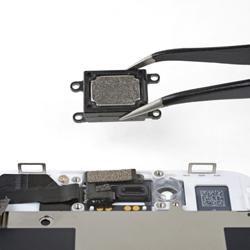 замена спикера (верхнего) динамика айфон 8
