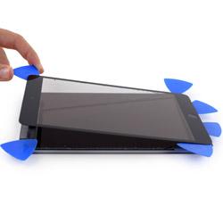 Замена сенсорного экрана на планшете ipad mini 3