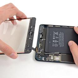 Замена сенсорного экрана (тачскрина) ipad mini