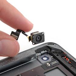 Замена основной камеры ipad 5 air