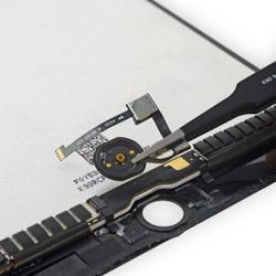 Замена шлейфа с кнопкой Home на планшете ipad mini 4