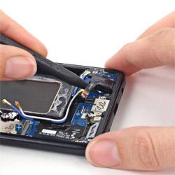 Замена разъема наушников Самсунг Galaxy S8