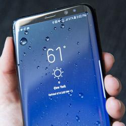 Чистка от воды Samsung Galaxy