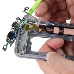 Замена коннектора для зарядки Samsung Galaxy S7