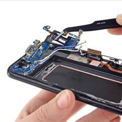 Замена коннектора зарядки Samsung Galaxy S8