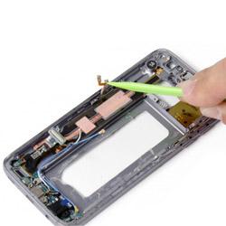 Замена внутренней кнопки включения (на шейфе) Samsung Galaxy S7