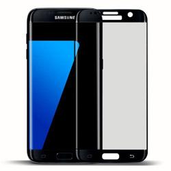 Наклеим защитное секло на экран Samsung Galaxy S7