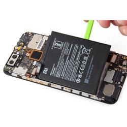 Замена батарейки xiaomi mi a1