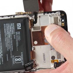 Ремонт кнопок громкости и включения Xiaomi Mi Note 3