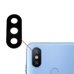 Стекло задней камеры Xiaomi Mi A2