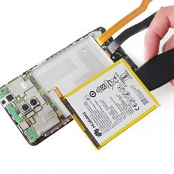 Замена аккумулятора Huawei Mate 10 Pro