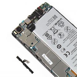 Замена кнопок громкости и включения Huawei P10 Lite