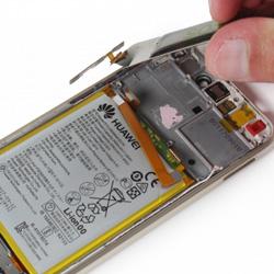 Замена кнопок громкости и включения Huawei P10