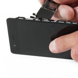 Замена кнопок громкости и включения Huawei P20 Lite