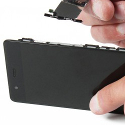 Замена кнопок громкости и включения Huawei P20