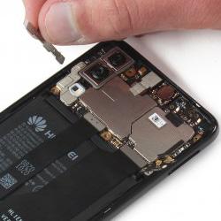 Замена кнопок громкости и включения Huawei Y6 II