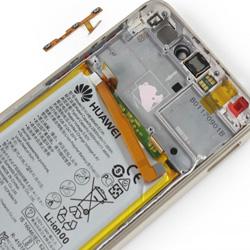 Замена кнопок громкости и включения Huawei Y6 Pro