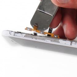 Замена кнопок громкости и включения Huawei Y9