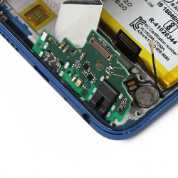 Замена разъема зарядки Huawei Honor 6C Pro