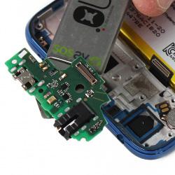 Замена разъема зарядки Huawei Honor 7