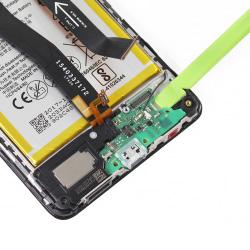Замена разъема зарядки Huawei Honor 7C Pro