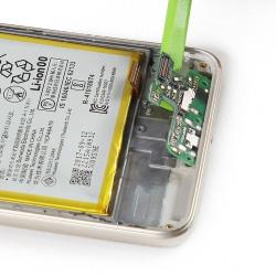 Замена разъема зарядки Huawei Mate 9